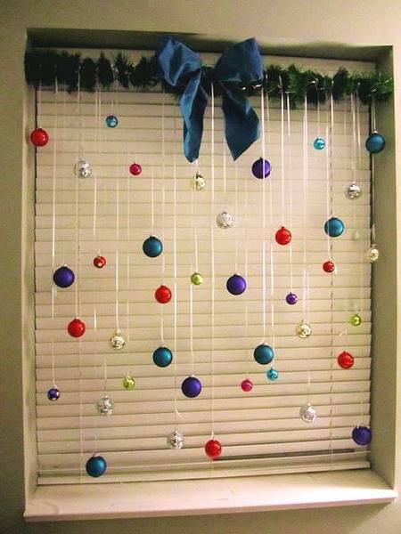 Как украсить кабинет к новому году своими
