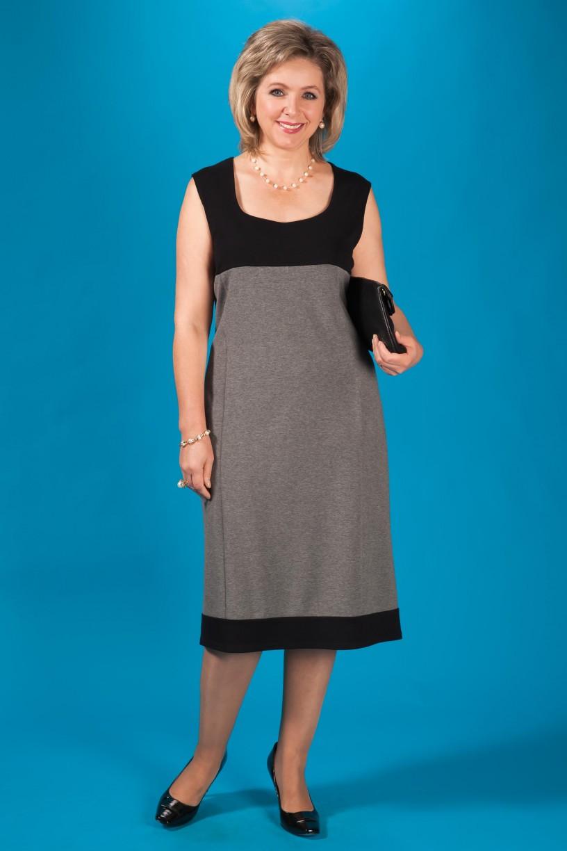 Мода для полных женщин после 45 лет фото
