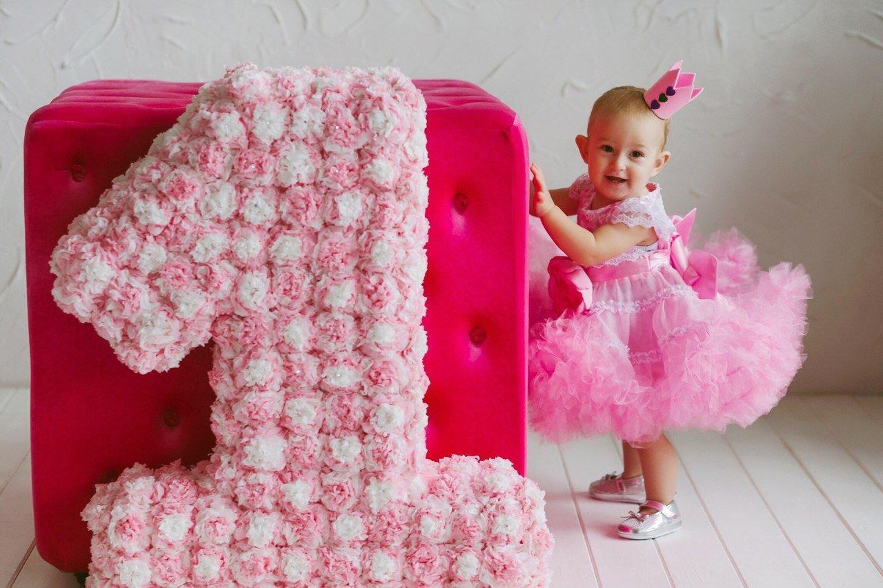 Подарок девочке 1 год на день рождения своими руками 13