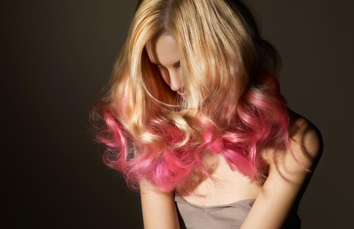 Как сделать светлые волосы без краски в домашних условиях
