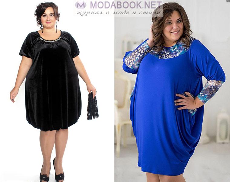 Платье для полных женщин с животом сшить 23