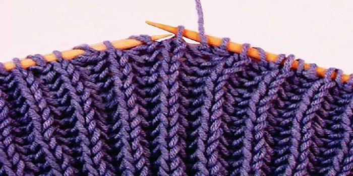 Виды вязания резинок с фото 217